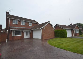 Thumbnail 4 bed detached house to rent in Turnberry Close, Perton, Wolverhampton