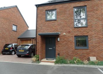 Thumbnail 3 bed semi-detached house to rent in Fowler Way, Uxbridge