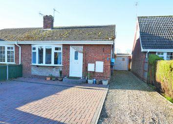 2 bed semi-detached bungalow for sale in Croft Close, Eastrington, Goole DN14