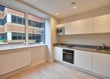 Thumbnail 1 bedroom flat to rent in Swan House, Homestead Road, Rickmansworth, Hertfordshire