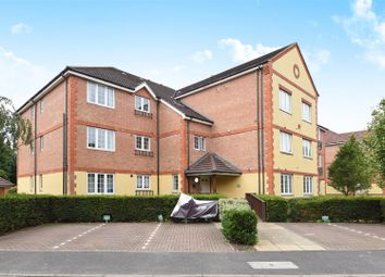 Thumbnail 2 bed flat for sale in Meadow View, Chertsey