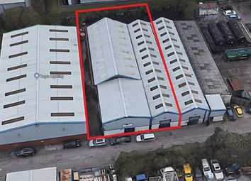 Thumbnail Light industrial for sale in Unit 2A, Praed Road, Trafford Park, Manchester, Greater Manchester