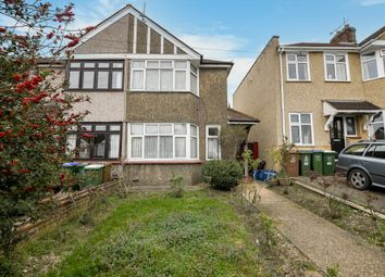 Thumbnail 2 bed semi-detached house for sale in Crofton Avenue, London