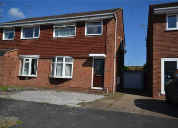 Thumbnail 3 bed semi-detached house for sale in Danby Close, Howdale Road, Hull