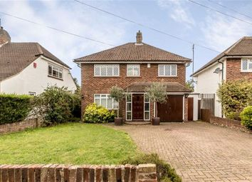 Thumbnail 4 bed detached house to rent in Silverdale Drive, Sunbury-On-Thames