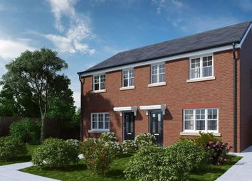 Thumbnail 3 bed semi-detached house for sale in Ridyard Street, Platt Bridge, Wigan