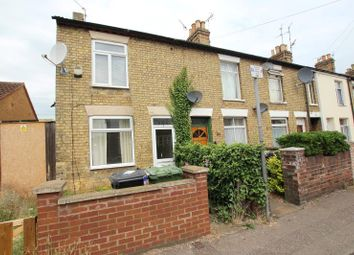 Thumbnail 2 bed end terrace house to rent in Stone Lane, Peterborough