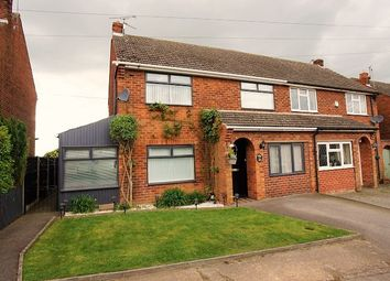 Thumbnail 3 bed semi-detached house for sale in The Avenue, Ingham, Lincoln