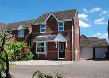 Thumbnail 3 bedroom detached house for sale in Brayfield Close, Bury St. Edmunds