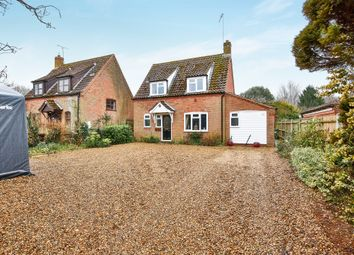 Thumbnail 4 bed detached house for sale in The Street, Kettlestone, Fakenham