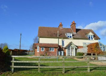 Thumbnail 3 bed semi-detached house to rent in Cold Harbour, Hungerford