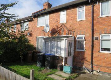 4 bed terraced house for sale in Ruskin Road, Kingsthorpe, Northampton NN2