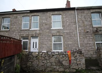Thumbnail 2 bed terraced house for sale in Porthpean Road, St. Austell