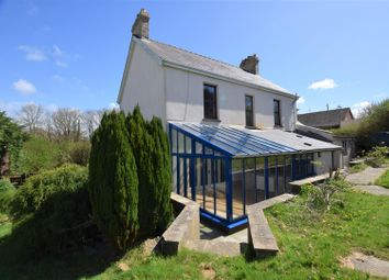 Thumbnail 5 bed detached house for sale in Wolfscastle, Haverfordwest