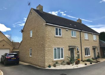 Thumbnail 4 bed semi-detached house for sale in Two Ways Close, Minchinhampton, Stroud