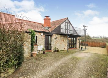 Thumbnail 4 bed detached house for sale in The Old Barn, Easton, Wells