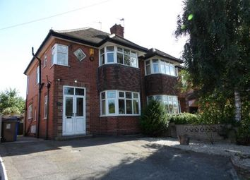 Thumbnail 3 bed semi-detached house for sale in Elms Avenue, Littleover, Derby, Derbyshire