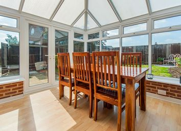 Thumbnail 4 bed link-detached house for sale in Pridmore Road, Corby Glen, Grantham