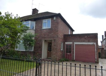 Thumbnail 3 bed property to rent in Rockingham Grove, Peterborough