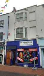 Thumbnail Retail premises for sale in Gardner Street, Brighton