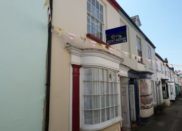 Thumbnail 3 bed terraced house for sale in Market Street, Appledore