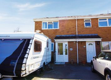 Thumbnail 2 bed end terrace house for sale in Eldorado Close, Studley, Warwickshire