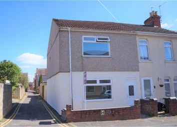 Thumbnail 3 bedroom end terrace house for sale in Ford Street, Swindon