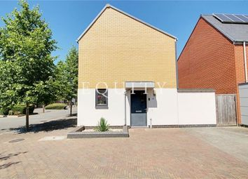 Thumbnail 1 bed detached house for sale in Magnetic Crescent, Enfield