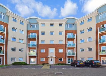Thumbnail 2 bed flat for sale in Gumbrell Mews, Redhill, Surrey