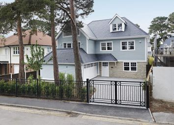 Thumbnail Detached house for sale in Bodley Road, Canford Cliffs, Poole, Dorset