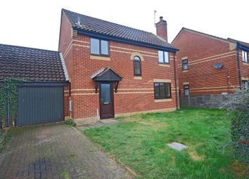 Thumbnail 3 bed detached house for sale in Wesley Road, Whaplode, Spalding