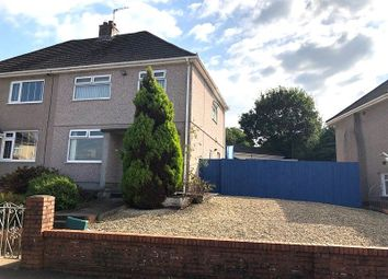 Thumbnail 3 bed semi-detached house for sale in Myrtle Road, Cimla, Neath, Neath Port Talbot.