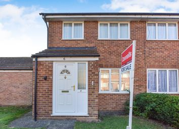 Thumbnail 3 bed terraced house for sale in Petersham Close, Newport Pagnell