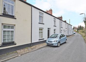 Thumbnail 3 bedroom terraced house to rent in Norman Street, Caerleon, Newport
