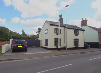 Thumbnail 4 bedroom cottage for sale in Avenue Road, Wymondham