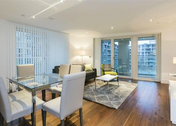 Thumbnail 3 bedroom property for sale in Duckman Tower, Lincoln Plaza, London