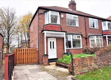 Thumbnail 3 bed semi-detached house for sale in Roxholme Grove, Leeds