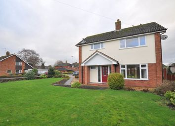 Thumbnail 3 bed detached house to rent in Gateway Avenue, Baldwins Gate, Newcastle Under Lyme