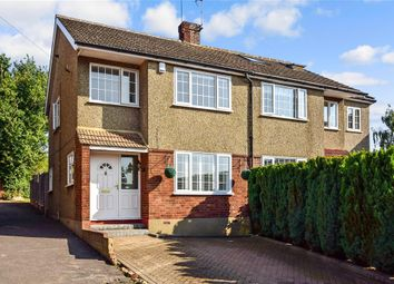 Thumbnail 3 bed semi-detached house for sale in Passingham Avenue, Billericay, Essex