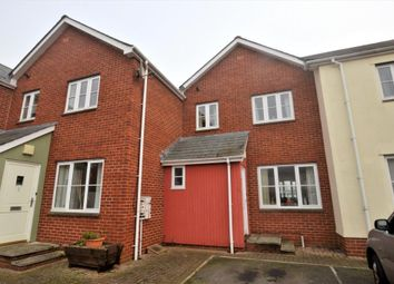 Thumbnail 3 bed terraced house for sale in Glen Creedy Court, Crediton, Devon