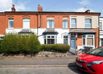 Thumbnail 3 bed terraced house for sale in Drayton Road, Birmingham, West Midlands