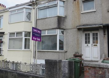 Thumbnail 1 bed flat for sale in Old Laira Road, Laira, Plymouth