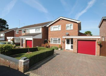 Thumbnail 3 bedroom detached house for sale in Wilmington Close, Southampton