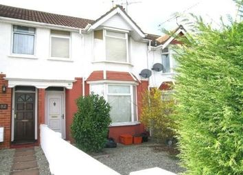 Thumbnail 3 bed terraced house to rent in Drove Road, Swindon