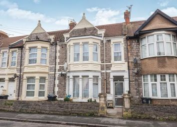 Thumbnail 3 bed flat for sale in Sunnyside Road, Weston-Super-Mare