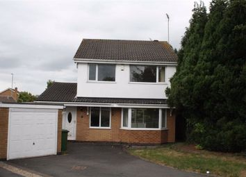 3 bed detached house for sale in Fishley Close, Glenfield, Leicester LE3