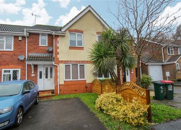 Thumbnail 2 bed terraced house to rent in Golding Close, Maidenbower, Crawley