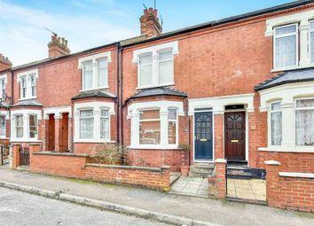 Thumbnail 3 bedroom terraced house for sale in Anson Road, Wolverton, Milton Keynes, Bucks