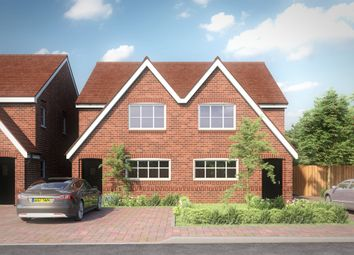 Thumbnail 3 bed semi-detached house for sale in Park Lane, Minworth, Sutton Coldfield
