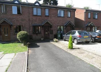 Thumbnail 2 bed terraced house for sale in Larches Cottage Gardens, Kidderminster, Worcestershire